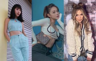 Sao đẹp tuần này: Mỹ nhân Việt khoe eo, Jennifer Lopez 'hack tuổi' với tóc Na Tra