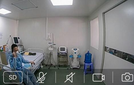 Bệnh viện Dã chiến huyện Củ Chi đưa 3 phòng cách ly áp lực âm vào sử dụng