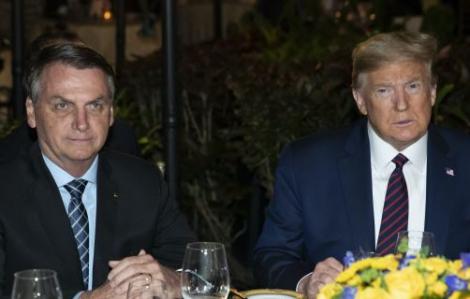 Quan chức Brazil từng gặp Tổng thống Trump đã dương tính với COVID-19