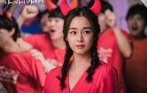 """Tạo hình xinh đẹp của Kim Tae Hee trong """"Hi bye, mama"""""""