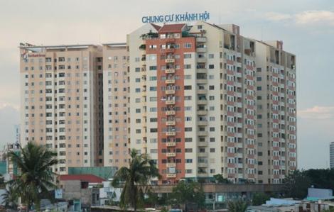 Yêu cầu xử lý nghiêm hành vi xây trái phép tại chung cư Khánh Hội 1