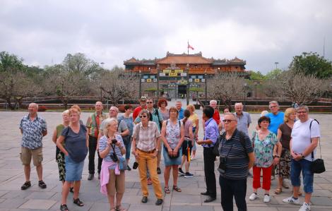 Từ 17g 14/3, Huế đóng cửa các điểm du lịch