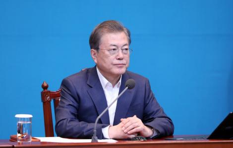 Tổng thống Hàn Quốc tuyên bố khu vực thảm họa đặc biệt do COVID-19