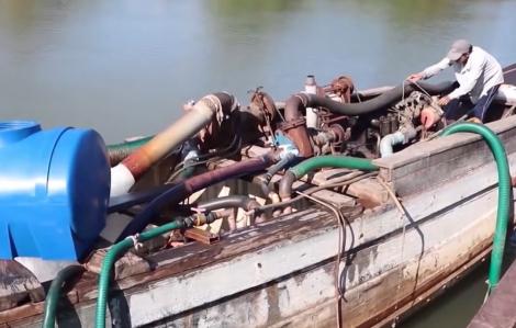 Công ty nước Bến Tre xin lỗi người dân vì cung cấp nước máy nhiễm mặn
