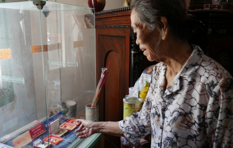 Hồi ức xúc động của người cháu gái về nữ tướng Nguyễn Thị Định
