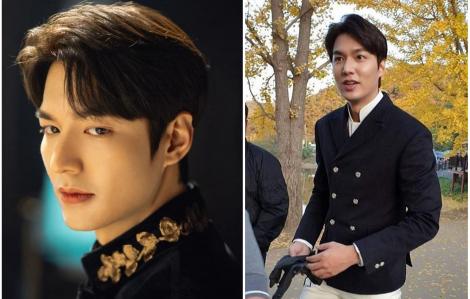 """Lee Min Ho """"tái xuất"""" màn ảnh sau ba năm nhập ngũ"""