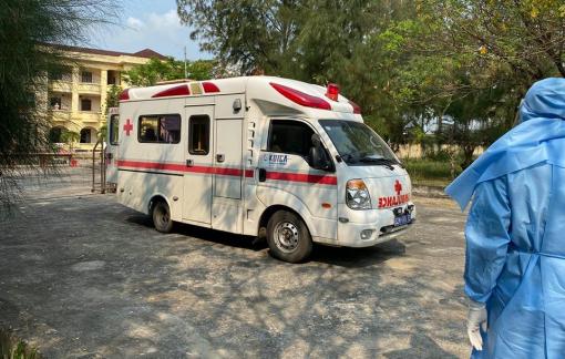 Quảng Nam thông báo cho Đà Nẵng, Hà Nội, Quảng Ninh lịch trình của bệnh nhân thứ 57