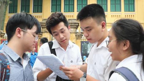Bộ GD-ĐT sẽ xây dựng đề thi tham khảo thi THPT quốc gia 2020