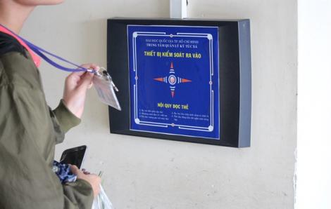 Ký túc xá ĐH Quốc gia TPHCM ngừng tiếp nhận sinh viên lưu trú