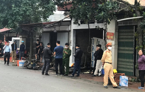 Nghi phạm vụ phóng hỏa khiến 3 người tử vong ở Hưng Yên là anh trai nạn nhân