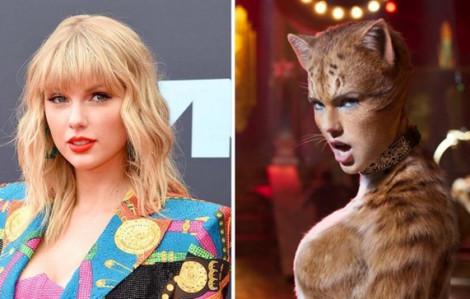 Phim có mặt Taylor Swift nhận 6 giải Mâm xôi vàng