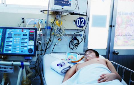 Bệnh viện Nhi đồng 1 được xét nghiệm bệnh COVID-19