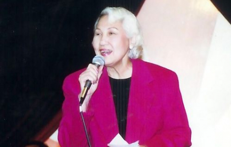 Ca sĩ Thái Thanh qua đời