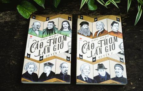 Nhà văn hoá Hữu Ngọc ra mắt sách ở tuổi 102