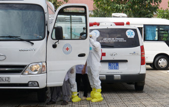 Ca mắc COVID-19 tăng lên 222, có người đi chăm người thân ở Bệnh viện Bạch Mai