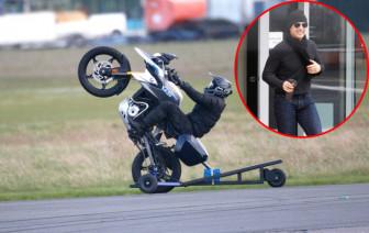 Tom Cruise quay phim ở Anh bất chấp dịch bệnh đang bùng phát