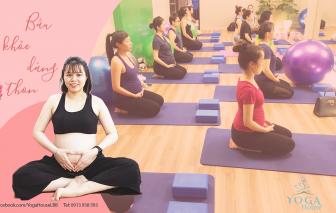 Yoga House - Địa chỉ tập yoga uy tín cho mẹ bầu tại TP.HCM