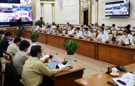 Sài Gòn sẽ huy động lực lượng thanh niên xung phong chống dịch COVID-19