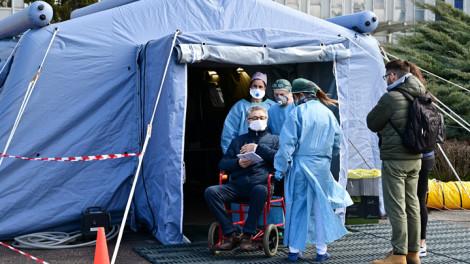 COVID-19 ngày 19/3: Ý ghi nhận số ca tử vong cao kỷ lục, Bồ Đào Nha ban bố tình trạng khẩn cấp