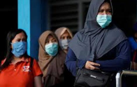 Indonesia giải tán một hội nghị Hồi giáo, cách ly 9.000 người