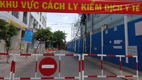 Ca nhiễm COVID-19 thứ 117, 118 đều ở Tây Ninh, về từ Campuchia