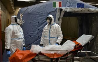 COVID-19 ngày 20/3: Số người chết tại Ý vượt Trung Quốc, Mỹ tăng vọt 40% số ca nhiễm mới
