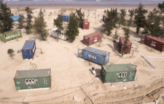 Hà Tĩnh phê bình UBND huyện, xã vì để doanh nghiệp dựng 130 phòng nghỉ container trong rừng phòng hộ