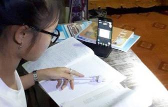 """Hiệu trưởng lên Facebook """"xin"""" điện thoại cũ cho trò học trực tuyến"""