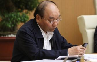 Thủ tướng kêu gọi cùng nhắn tin ủng hộ phòng, chống dịch COVID-19
