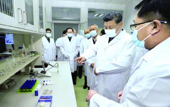 Vắc-xin ngừa COVID-19 của Trung Quốc và Mỹ bước vào giai đoạn thử nghiệm lâm sàng