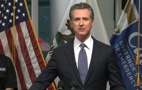 Bang California yêu cầu tất cả người dân ở nhà để tránh dịch bệnh lây lan