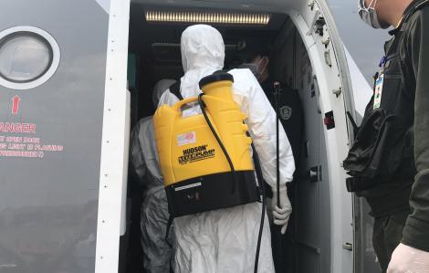 Bộ Y tế công bố thêm các chuyến bay có hành khách mắc COVID-19