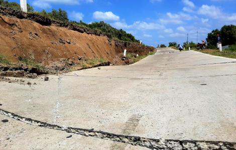 Cà Mau quyết định đưa nước mặn vào vùng ngọt để giảm sụt lún