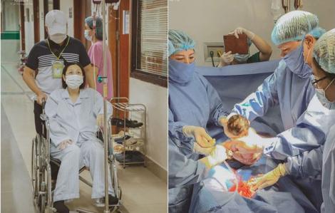 Hàng trăm người hiến máu cho người mẹ trẻ biết mình bị ung thư trước 3 ngày sinh con