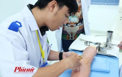 Trường Đại học Y Khoa Phạm Ngọc Thạch đã sẵn sàng gửi sinh viên tham gia chống dịch COVID-19