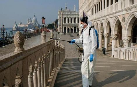 COVID-19 ngày 21/3: 3.654 nhân viên y tế Ý nhiễm bệnh, Anh trả lương cho nhân viên thất nghiệp