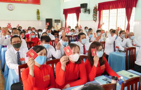 Xã Thái Mỹ hoàn thành trước thời hạn 19 tiêu chí xây dựng nông thôn mới giai đoạn 2016-2020