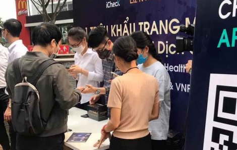 Tặng miễn phí 1 triệu khẩu trang tại Hà Nội và TPHCM