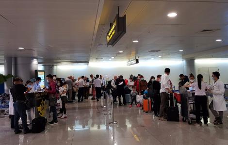Một chuyến bay có 2 bệnh nhân cùng mắc COVID-19, nâng số ca tại Việt Nam lên 94