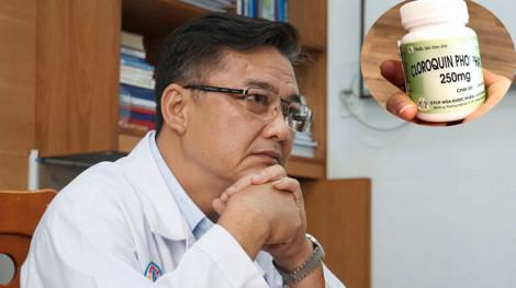 Dùng thuốc sốt rét trị COVID-19, coi chừng tử vong