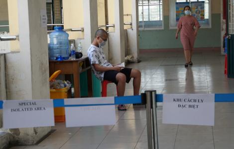 Số bệnh nhân nhiễm COVID-19 tăng lên 113 ca, với 6 ca mới ở Hà Nội