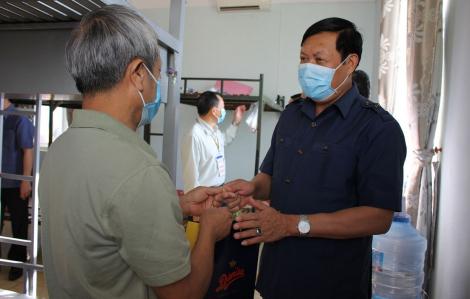 Thứ trưởng Bộ Y tế Đỗ Xuân Tuyên kiểm tra công tác phòng dịch Đắk Lắk