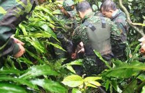 Một chiến sĩ công an hi sinh khi vây bắt tội phạm ma túy