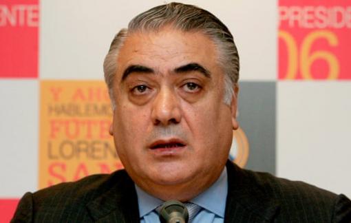 Cựu chủ tịch câu lạc bộ Real Madrid qua đời vì COVID-19