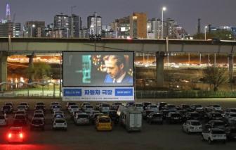 Cháy vé các rạp chiếu phim ngoài trời tại Hàn Quốc