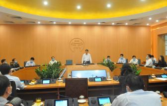 Chủ tịch Hà Nội khuyến cáo người dân hạn chế ra ngoài từ nay đến ngày 5/4