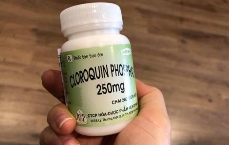 Cấm bán thuốc trị sốt rét cho người dân mua phòng ngừa COVID-19
