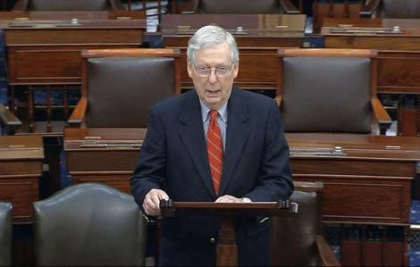 Thượng viện Mỹ thất bại trong việc thông qua dự luật giai đoạn 3 chống COVID-19
