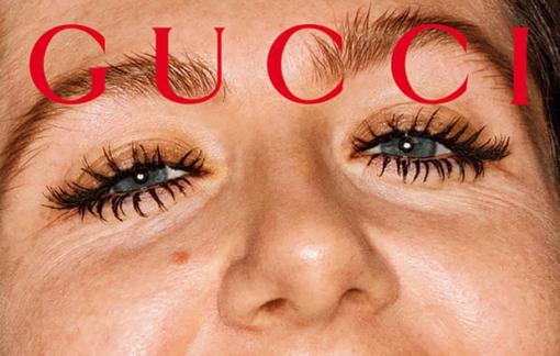 Gucci tiếp tục gây tranh cãi khi sử dụng người mẫu răng sún quảng cáo sản phẩm