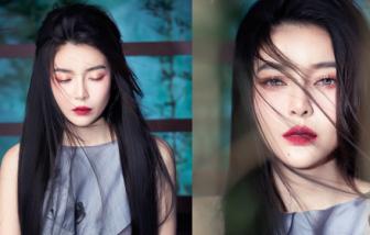 Cao Thái Hà khác lạ trong bộ ảnh cổ trang